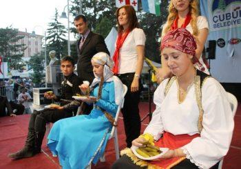 Çubuk turşu festivali 14 Eylül de bir çok ilklerle birlikte yapılacak