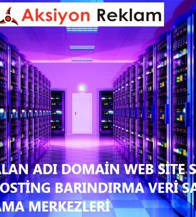 En iyi alan adı domain web site sunucu host hosting barındırma veri saklama depolama merkezleri